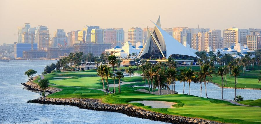 MAXIMUM Golfreisen Dubai Creek Golf & Yacht Club