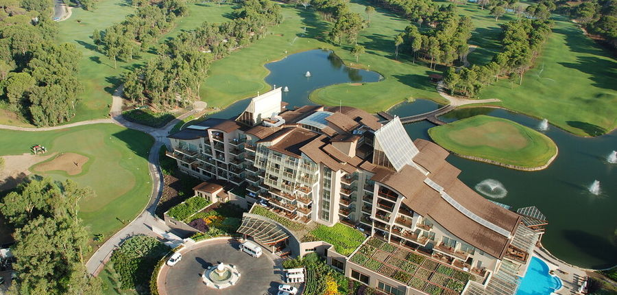 MAXIMUM Golfreisen Sueno Hotels Golf Belek