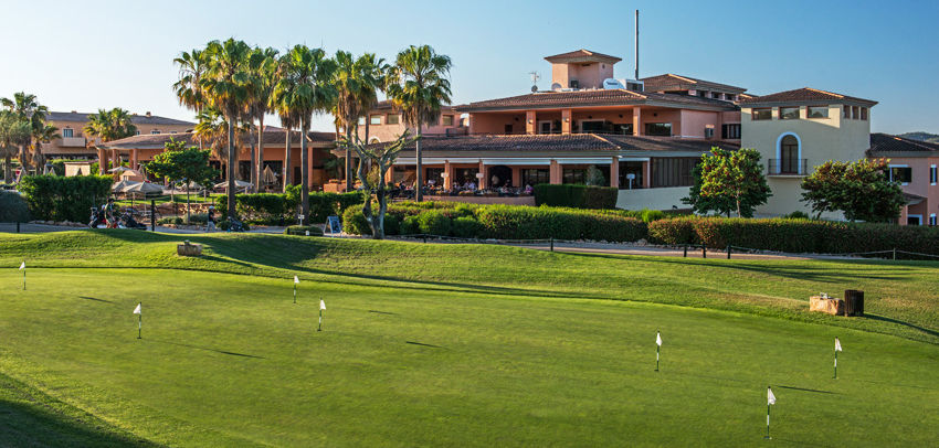 MAXIMUM Golfreisen Son Antem Golf Mallorca