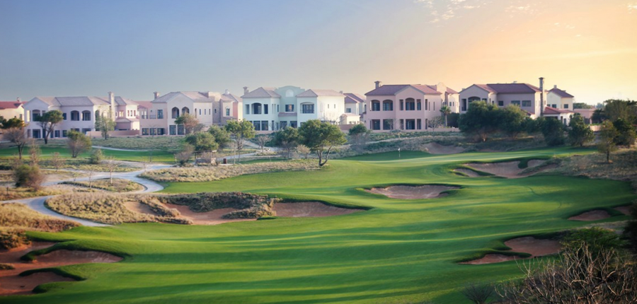 MAXIMUM Golfreisen Jumeirah Golf Fire Course