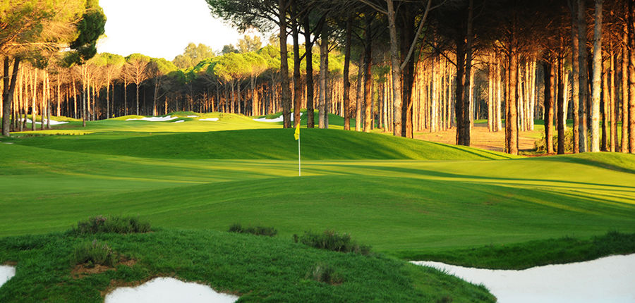 MAXIMUM Golfreisen Carya Golf Club